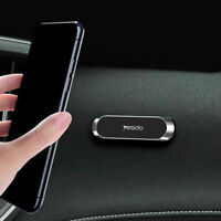 Magnet Mini Strip Shape Magnetic Car Phone Mount Holder Stand For Mobile Phone