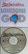 Chris of Megadeth DAMN THE MACHINE Lonesome God PROMO DJ CD Single 1993 USA