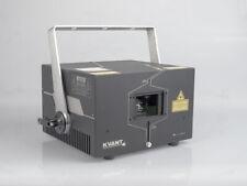 Kvant ClubMax 2000 RGB High-End Showlaser mit 40k Scanner 506, 2,2W Weisslicht