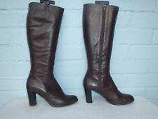 Russell & Bromley Zip 100% Leather Upper Boots for Women