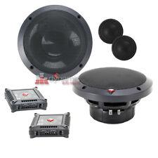 "Rockford Fosgate T1650-S 6-3/4"" Power Series Car Component Speaker System New"