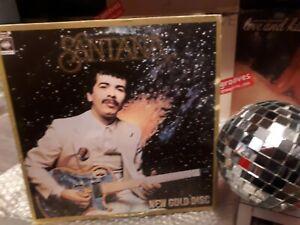 SANTANA...NEW GOLD DISC...LP VINILE