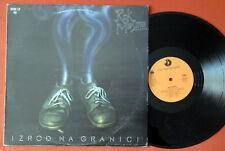 "ROK MASINA IZROD NA GRANICI 1983 ORIGINAL EXYUGO 12""MINI LP"