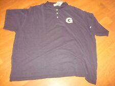 GEORGETOWN HOYAS RIDDEL XXXXL 4XLT   POLO   VINTAGE shirt Size MENS