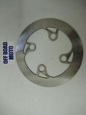 SHERCO ST 2002-presente ensayos Bike Freno Delantero Disco * estándar * 4 Pernos Mobiliario