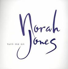 Turn Me On/Crazy [Single] by Norah Jones (CD, Dec-2003, Blue Note (Label)) NEW