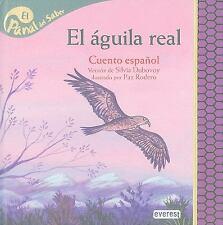 El aguila real / Golden Eagle (Panal Del Saber / Honeycomb Know) (Spanish