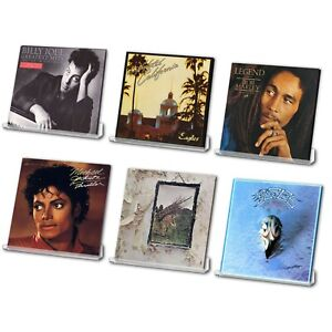 Transparent Vinyl Record Shelf – Wall Mount Vinyl Storage -Record Vinyl Shelves
