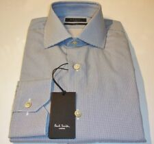 Paul Smith Regular Size Button Cuff Formal Shirts for Men