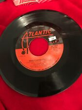 45 record Led Zeppelin Whole Lotta Love/She's just a woman