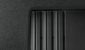 BMW Genuine All-Weather Rubber Rear Car Floor Mats Black F30/F31 51472219802