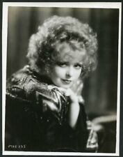 CLARA BOW in DEMURE PORTRAIT Original Vintage 1920s DBLWT Photo