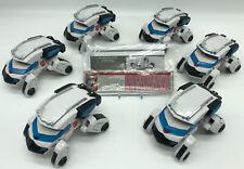 Botcon 2011 Transformers Animated Autobot Autotrooper Exclusive LOT of 6 LIMITED