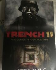 Trench 11 (DVD) WWII Parasite Horror