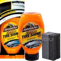 ArmorAll Armor All Extreme Car 4x4 Tyre Tire Wet Black Shine Gel With Applicator