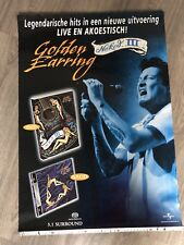 Golden Earring Promotional Poster NAKED III