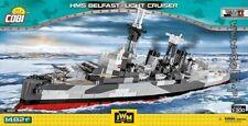 COBI  HMS Belfast  / 4821 / 1482  WWII  British  Battleship