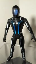 2010 Disney Sam Flynn Light Up Tron Legacy Figure 7.5""