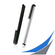 2 Stück TouchPen kapazitive Eingabestifte (schwarz + silber)