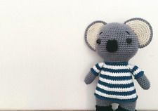 Koala, Handmade, Toy, Crochet, Animal, Amigurumi
