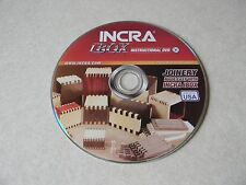 INCRA DVD  Instructional video for the I-Box