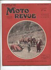 Moto Revue N°655  ; 28  septembre 1935 : moteur villiers  à piston plat