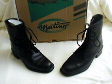 "LN MARTINO of Canada Waterproof Leather Jump Boots  Size 8.5 8 1/2 ""Bali"" Amitex"