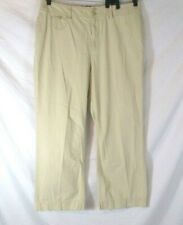 5.11 Tactical Series Cargo Pants Regular Beige Sz 18 Uniform Work Womens AA482