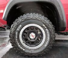 Tacoma 4Runner FJ Cruiser 16 OEM TRD Beadlock Off-road Wheel- Black Special Ed.