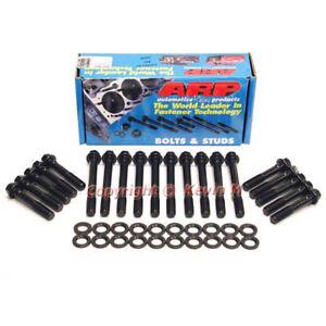 New 154-3601 ARP Cylinder Head Bolt Set Ford sb 302 289 5.0L 6 Point