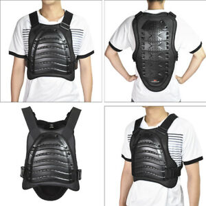Motorcycle Protective Vest  Motorbike Riding Body Chest Back Protector