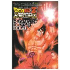Dragon Ball Z DBZ BURST LIMIT DRAMATIC BATTLE BIBLE Official Guide Book
