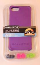 Ballistic Smooth Phone Case Purple for iPhone 5/5s