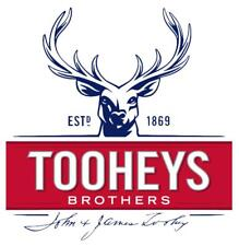 STICKER Tooheys Brothers BUMPER STICKER FREE POST Beer Aussie