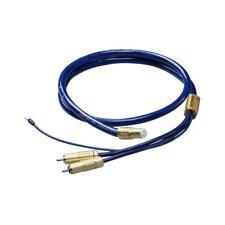 ORTOFON 6NX-TSW 1010 Phonokabel mit Masseleitung 5pol-SME Stecker Cinch RCA 1,2m