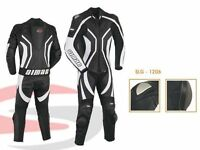 Men,s Motorcycle Motorbike CE Approved Armour Leather Racing Suits ONE PIECE