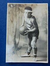 More details for 日本の子供バスケットボール選手の署名入りの肖像画 nihon no kodomo basukettobōru senshu kashiwasaki
