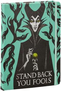 Disney Villains Maleficent Unisex Notebook Standard UK SELLER!