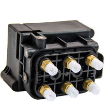 Air Suspension Solenoid Valve Block for Audi A6 A8 RS6 C6/4F2 F5 S8 4E 4F0616013