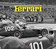 Ferrari 60 Jahre Formel 1 Sportwagen Rennwagen Geschichte Triumpfe Buch Book
