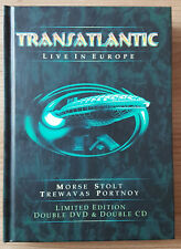 Transatlantic Live In Europe  Lim. Edition 2 DVD and 2 CD set  2003
