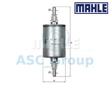 Genuine MAHLE Replacement Engine In-Line Fuel Filter KL 83