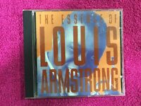The Essence Of Louis Armstrong CD Columbia