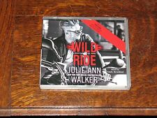Wild Ride by Julie Ann Walker -- 2 MP3 DISCS -- Like New