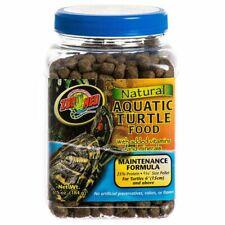 LM Zoo Med Natural Aquatic Turtle Food - Maintenance Formula (Pellets) 6.5 oz best prices on ebay