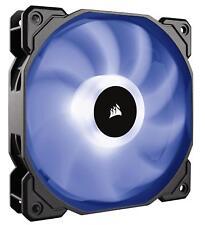 Corsair SP120 Case Fan Computer Cooling Component - Black, White, Plastic, LED,