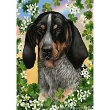 Clover House Flag - Bluetick Coonhound 31193