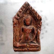Genuine Phra Khun Paen, Thai Amulet Lucky Love Powerful Charm Talismans Wealth