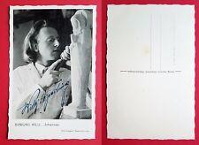 Foto AK Schauspieler WILLI BIERLING Autograph Passionsspiele Oberammergau( 24797