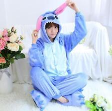 Kigurumi Pijama Unisex Ropa de noche vestido Cosplay Animal Onesie Stitch